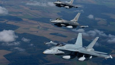 Китайские СМИ заявили, что «мозг НАТО мёртв»