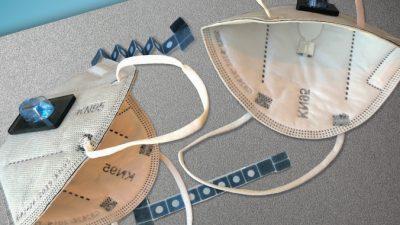 В США создали маску, которая определяет COVID-19 за 1,5 часа