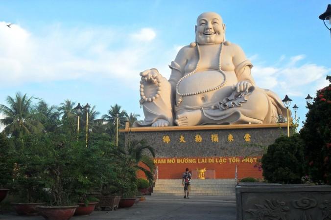 Бог богатства Бо-Дая в храме Винь-Чанг,. Вьетнам.  Milei.vencel/wikipedia.org/CC BY-SA 3.0Milei.vencel/wikipedia.org/CC BY-SA 3.0 | Epoch Times Россия