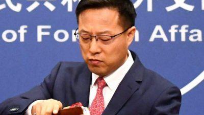 Пекин заявил, что учёные изУханьской лаборатории должны быть удостоены Нобелевской премии