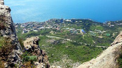 Крымскими тропами к каменному Лотосу