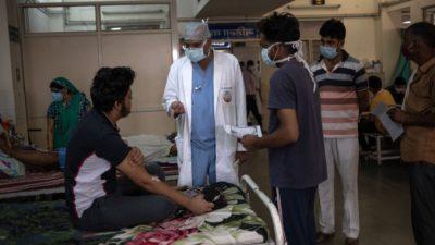 В Индии появился новый штамм коронавируса, который подавляет сформированный иммунитет
