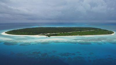 Французский природный заповедник в Индийском океане