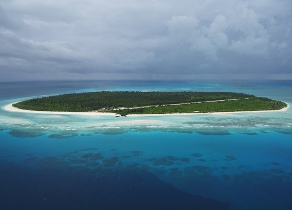 Заморская территория Франции в Индийском океане — остров Гранд Глорьёз. Sophie LAUTIER / AFP via Getty Images   Epoch Times Россия