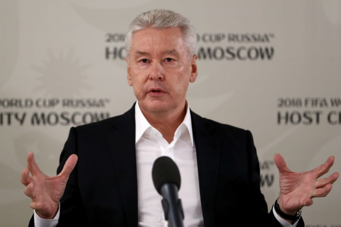 Сергей Собянин, мэр Москвы. Sandra Montanez/Getty Images   Epoch Times Россия