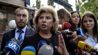О дискриминации непривитых россиян сообщила уполномоченный по правам человека