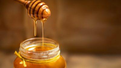 Сырой мёд полезен для здоровья