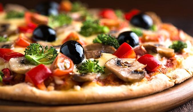 Итальянская пицца с шампиньонами. Фото: otpadus.com | Epoch Times Россия