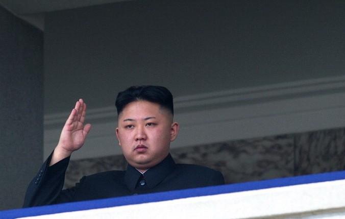 Лидер КНДР Ким Чен Ын. Фото: Ed Jones/AFP/GettyImages | Epoch Times Россия