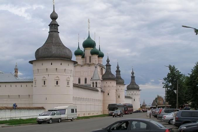Ростовский кремль. Дмитрий Сазанов/ wikipedia.org /CC BY-SA 4.0 | Epoch Times Россия