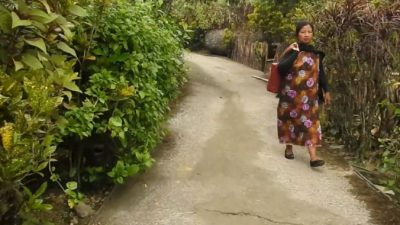 Почему эта деревня самая чистая в Индии?