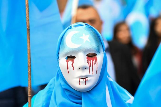 Muslim protest 951828798 1200x783 1 676x450 1 - В четырёх стратегических направлениях сотрудничества Китая и ЕС обострились проблемы