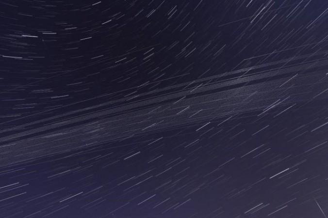 Искусственные спутники и космический мусор увеличили яркость ночного неба на 10%