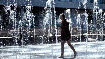 Аномальная жара в Москве может достичь 120-летнего максимума