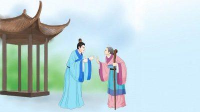 Древняя китайская поэма для воспитания детей