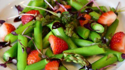 Как готовить спаржу зелёную