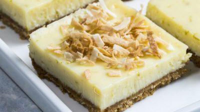 Десерт с лаймовым вкусом к празднику