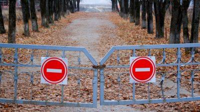 Ограничения для туристов в городах России из-за COVID-19