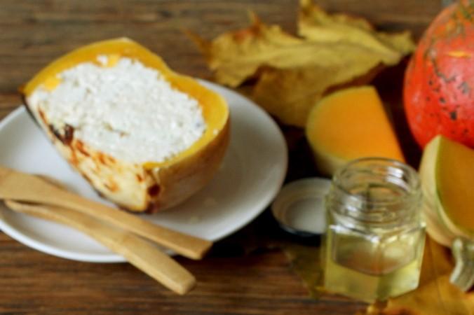 Оригинальные блюда из творога или творожная запеканка в тыкве