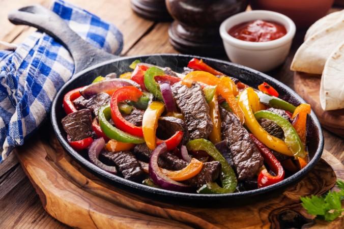 Фахитас несколько десятилетий назад были очень популярными, в то время техасско-мексиканская кухня пользовалась большим успехом.(Dreamstime / TNS)   Epoch Times Россия