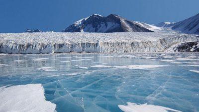 На картах мира появился пятый океан — Южный