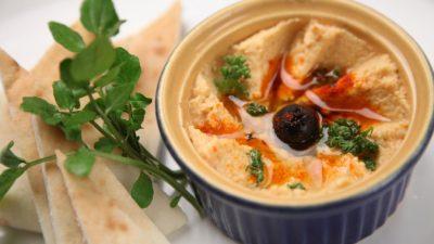 Усовершенствуйте свой рецепт хумуса