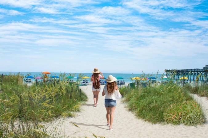 Семьи ценят доступность региона как место для отдыха. (Маргарет Виктор / Shutterstock)   Epoch Times Россия