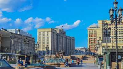 В московских парках начнут штрафовать на 4 тыс. рублей за несоблюдение антиковидных мер