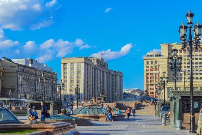 street 1820494 1280 676x450 1 - В московских парках начнут штрафовать на 4 тыс. рублей за несоблюдение антиковидных мер