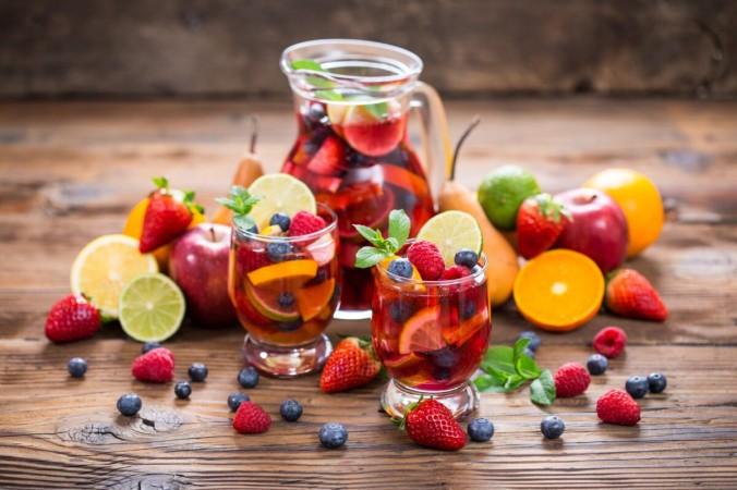 Кверцетин содержится в ягодах, цитрусовых, винограде и многом другом. (pilipphoto / Shutterstock) | Epoch Times Россия