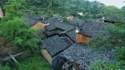 600-летняя деревня в Китае будет снесена из-за промышленного загрязнения