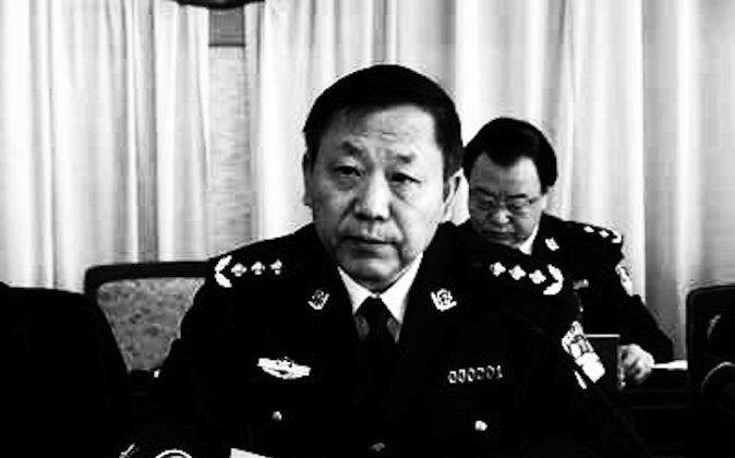 Чжао Липин, бывший заместитель председателя регионального комитета Внутренней Монголии Народной политической консультативной конференции Китая. (Скриншот)   Epoch Times Россия
