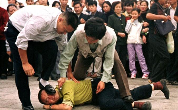 Коммунистическая партия уничтожила всё лучшее вКитае