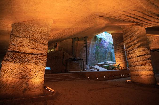 Пещерная система Лунъю, помещение №2. (Фото: Zhangzhugang /ru.wikipedia.org /CC BY-SA 4.0) | Epoch Times Россия