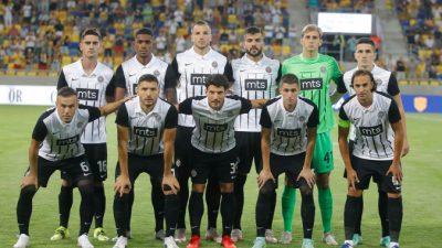 «Сочи» в третьем раунде Лиги конференций встретится с сербским «Партизаном»