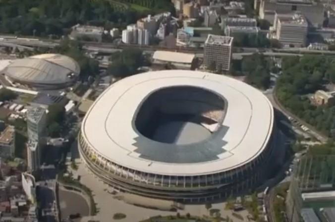 В Токио открылась Олимпийская деревня (Видео)