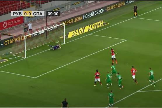 «Спартак» одержал вторую победу со счётом 4:0