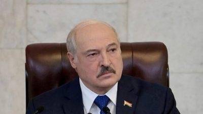 Украина введёт санкции против высокопоставленных чиновников Беларуси, включая сына Лукашенко