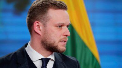 Литва заявляет, что Беларусь использует нелегальных иммигрантов в качестве оружия