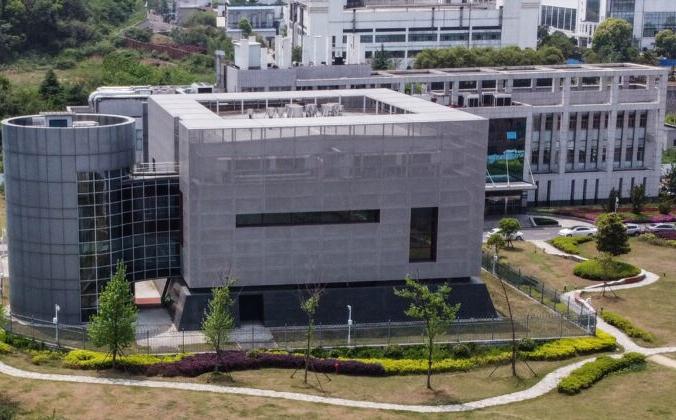 Лаборатория P4 в Уханьском институте вирусологии в Ухане, центральная китайская провинция Хубэй, 17 апреля 2020 г. Hector Retamal / AFP / Getty Images | Epoch Times Россия