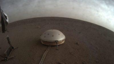 Учёные получили первые данные о коре и ядре Марса