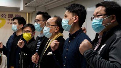 «Железная основа» подавила надежды Гонконга на свободу и демократию