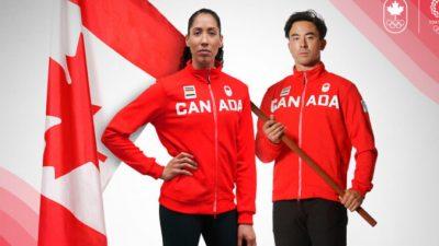 Айим и Хираяма названы знаменосцами Канады на церемонии открытия Олимпийских игр в Токио