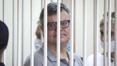 Верховный суд Белоруссии приговорил бывшего кандидата в президенты к 14 годам