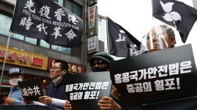 Антикитайские настроения достигли максимума в Южной Корее в преддверии президентских выборов