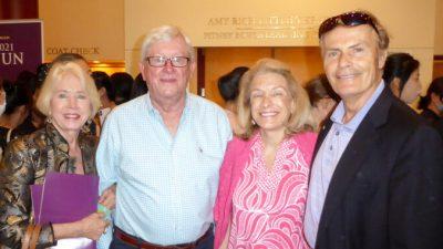 Стэмфордская аудитория потрясена изысканным артистизмом Shen Yun