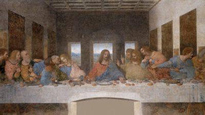 Леонардо даВинчи: Простота — высшая форма утончённости. «Тайная вечеря»