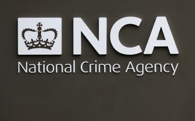 Вывеска возле штаб-квартиры Национального агентства по борьбе с преступностью (NCA) в Лондоне, 7 октября 2013 г. Stefan Wermuth/Reuters | Epoch Times Россия