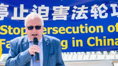 Ирландские законодатели: Репрессии коммунистического Китая против Фалуньгун должны прекратиться