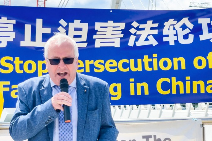720eventspeak 1200x756 1 676x450 1 - Ирландские законодатели: Репрессии коммунистического Китая против Фалуньгун должны прекратиться
